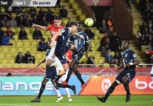 باشگاه خبرنگاران -پیروزی موناکو مقابل لیل و تثبیت جایگاه دوم