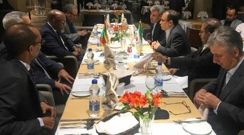 باشگاه خبرنگاران -وزیر بهداشت موریتانی با قائم مقام وزیر بهداشت در امور بین الملل دیدار میکند