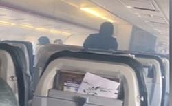 اتفاقی دلهرهآور در پرواز تهران به ایرانشهر + فیلم