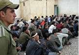 باشگاه خبرنگاران -جلوگیری از ورود ۱۱۲ تبعه بیگانه غیر مجاز در مرزهای سراوان