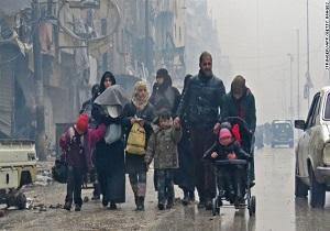 باشگاه خبرنگاران -بازگشت بیش از ۸۰۰ هزار شهروند سوری به حلب
