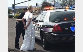 بازداشت عروس حادثه ساز در روز ازدواج +عکس