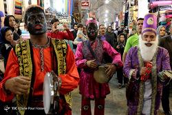 استقبال از نوروز در شیراز