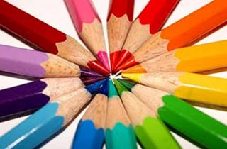 رنگ ها چه تاثیری بر ما می گذارند؟