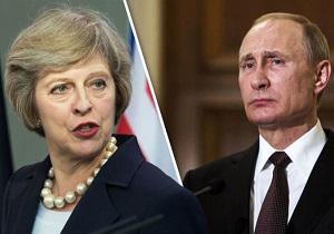 روسیه ۲۳ دیپلمات انگلیسی را اخراج میکند
