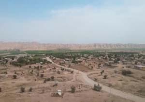 باشگاه خبرنگاران -نمایی از روستای زیبای «تل سامان» در کازرون + فیلم