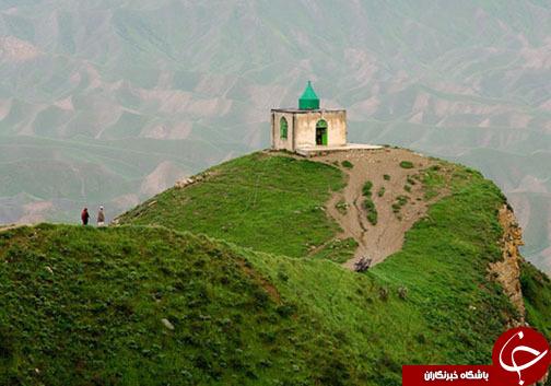 کلاله شهرستانی با زیباییهای تاریخی و مذهبی در گلستان