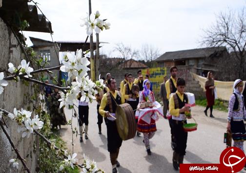 نوروزخوانی ترانه بهاری مازندرانی ها در فصل سرما