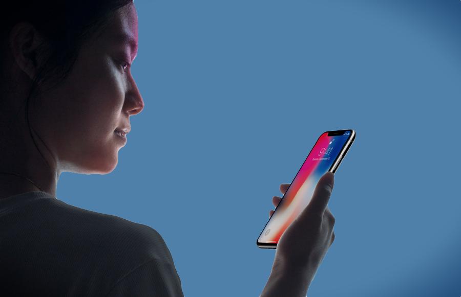 گاف اپل در فیلم تبلیغاتی آیفون X +فیلم