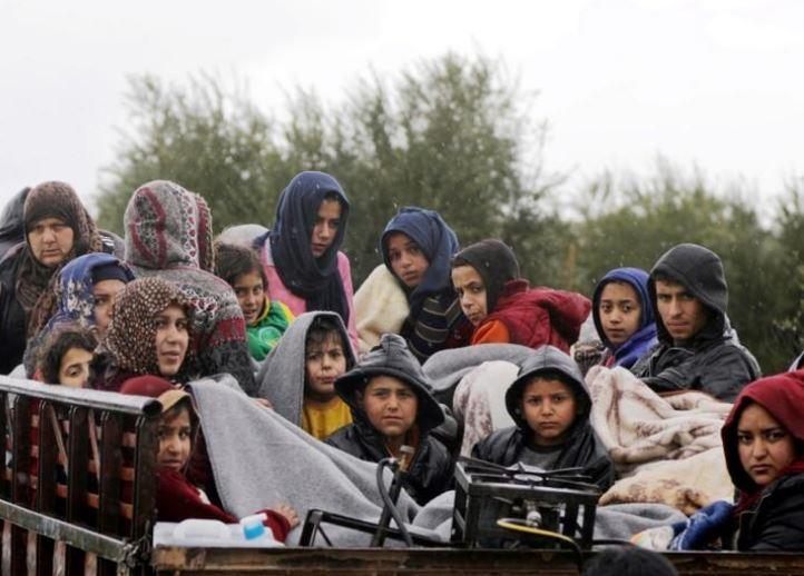 آوارگی بیش از ۱۵۰ هزار نفر از مردم شهر عفرین