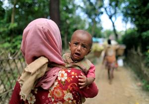 درخواست کمک حدود یک میلیارد دلاری سازمان ملل برای مسلمانان روهینگیا