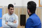 باشگاه خبرنگاران -گفتگوی صمیمانه با مرد سال ورزش ایران