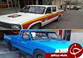 باشگاه خبرنگاران - اضافه شدن ۲ دستگاه وانت به ناوگان موتوری سازمان آتش نشانی خرم آباد+عکس