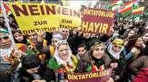 باشگاه خبرنگاران -تظاهرات کُردها در شهرهای آلمان