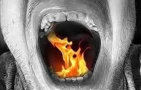 عاقبت بد دهانی از نگاه فرستادگان خدا چیست؟