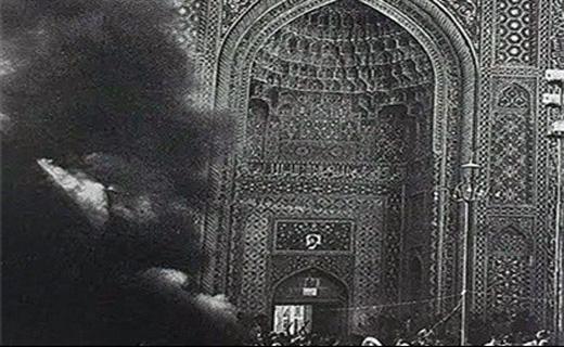 مسجد جامع کرمان شاهکاری ایرانی