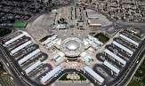باشگاه خبرنگاران -نصب ۴ المان نوروزی در پایانههای مسافربری مشهد