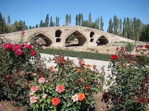 پلهای تاریخی زنجان از قاجار تاکنون