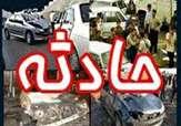 باشگاه خبرنگاران -واژگونی یک دستگاه کامیون در تربت حیدریه حادثه ساز شد