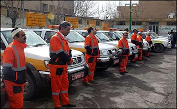 باشگاه خبرنگاران -۴ اکیپ امدادی به مسافران عبوری از خراسان شمالی خدمات میدهند
