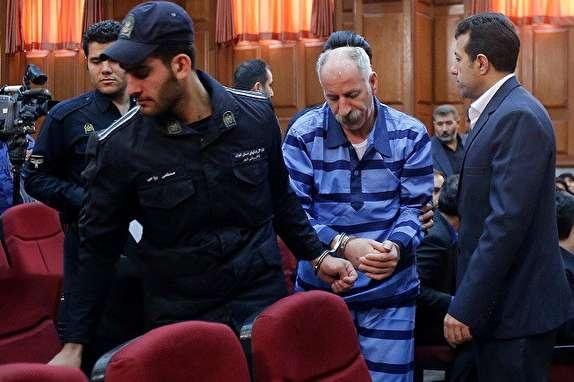 باشگاه خبرنگاران -سومین دادگاه محمد ثلاث قاتل 3 مامور نیروی انتظامی آغاز شد