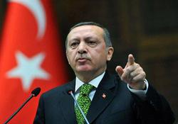 اردوغان: پرچم ترکیه در عفرین برافراشته شد/ در عملیات شاخه زیتون از بینی یک غیرنظامی هم خون نیامد!