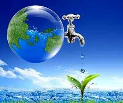 آب امانت آیندگان است نه میراث گذشتگان./شعار روزجهانی طبیعت برای آب