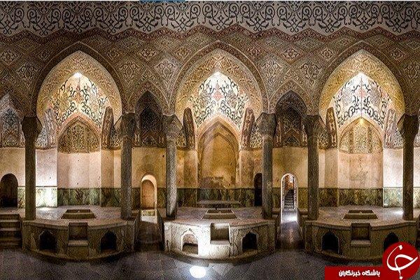 مکانهای دیدنی ایران از نگاه سی ان ان////////////// اتونشر برای عید