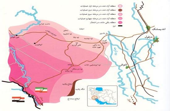 فروردین پرشور با پیروزی عملیات فتحالمبین