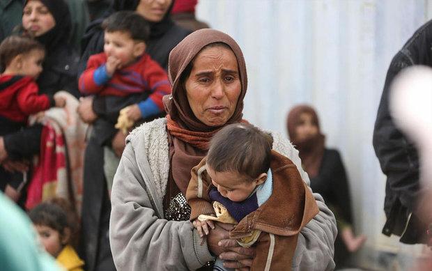 تا کنون بیش از ۶۸ هزار غیر نظامی از غوطه شرقی خارج شدند