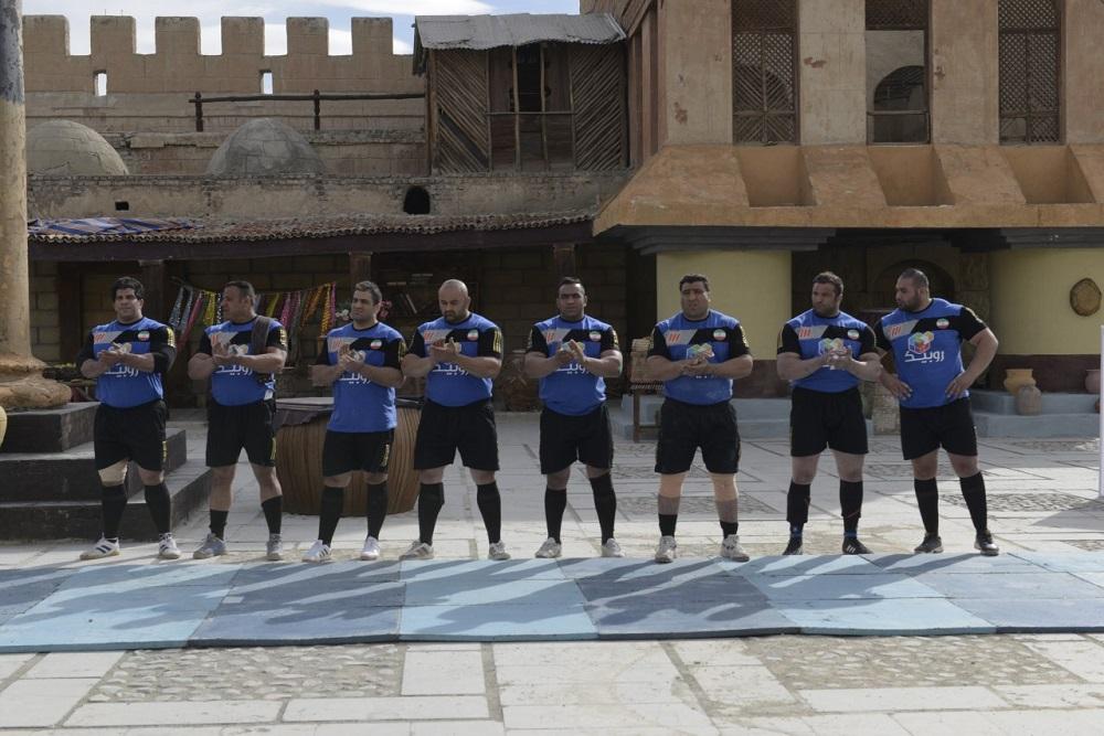 تصاویر جدید از مردان آهنین ویژه برنامه نوروز97