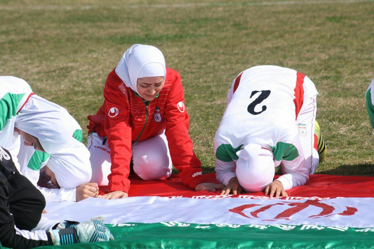 از زندگی شهید مهدی رضایی مجد تا فوتبال زنان ایرانی درفیلم سینمایی « کاپیتان امیر»+تصاویر جدید