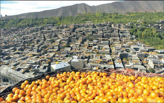 شهر بامهای طلایی ایران کجاست؟ + تصاویر
