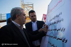 سفر معاون رئیس جمهور و رئیس سازمان میراث فرهنگی و گردشگری به استان البرز
