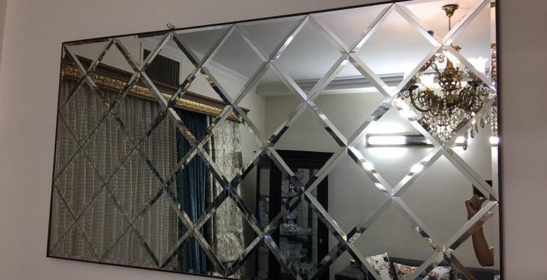 راهنمای خرید آینه دیواری