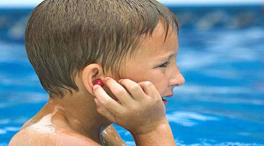 آسیب های فراگیر در شنا