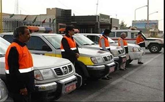 باشگاه خبرنگاران -۲۲ اکیپ راهداری خراسان شمالی به مسافران نورزوی خدمات میدهند