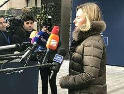 موگرینی: طرحی برای اعمال تحریم علیه ایران نداریم