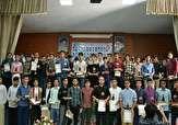 باشگاه خبرنگاران -تجلیل از دانش آموزان برگزیده مسابقات علمی و آموزشی