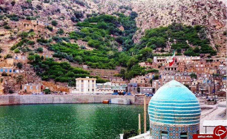 نوروز در کرمانشاه؛ از طاق بستان تا معبد آناهیتا