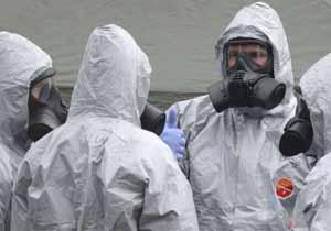 باشگاه خبرنگاران -آغاز آزمایش گاز استفاده شده در مسئله مسمومیت اسکریپال بوسیله سازمان منع سلاحهای شیمیایی