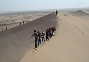 سفری خاطرهانگیز به کویر یزد + فیلم