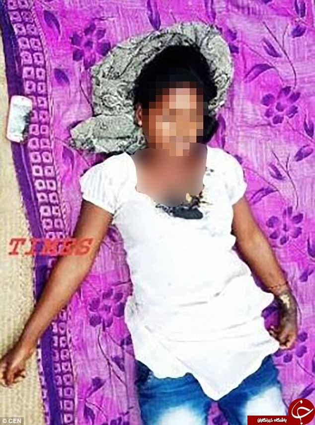 انفجار تلفن همراه، جان دختر هندی را گرفت+تصاویر