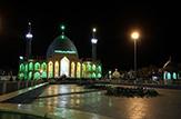 باشگاه خبرنگاران -340 بقعه متبرکه اصفهان  پذیرای مسافران نوروزی در طرح آرامش بهاری