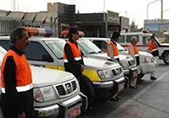 باشگاه خبرنگاران - ۳ اکیپ راهداری پلدختر به مسافران نوروزی خدمات ارائه می دهند