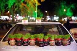 حال و هوای بازار مشهد در آستانه نوروز