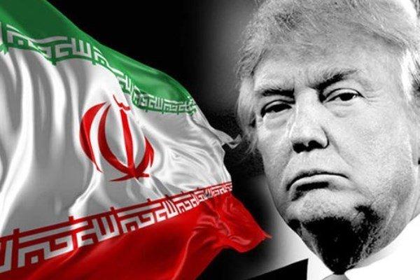 حملات لفظی ترامپ به بهانه تبریک سال نو به سپاه و دولت ایران