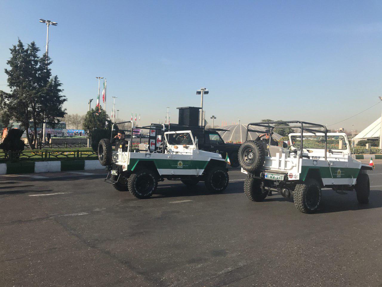 امنیت در مرزهای کشور برقرار است و تهدید خاصی وجود ندارد/ حضور 25 هزار نیروی پلیس در قرارگاههای نوروزی شهر تهران