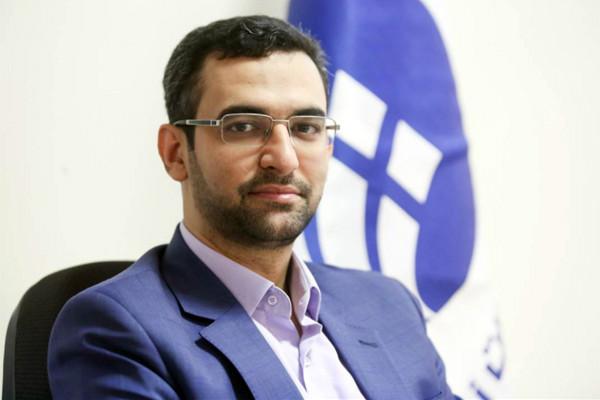 تبریک وزیر ارتباطات به مناسبت فرا رسیدن نوروز +عکس