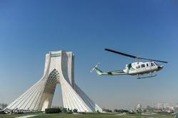 رزمایش اقتدار نیروی انتظامی در تهران